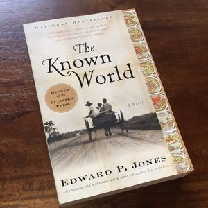 The known world book novel by Edward P Jones